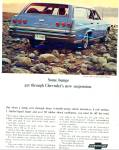 Click here to enlarge image and see more about item R9034: Chevrolet Impala station wagon  ad 1965