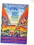 Movie: Shepherd of the hills -JOHN WAYNE - ad