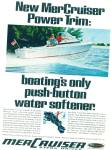 MerCruiser stern drives ad