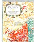 Click here to enlarge image and see more about item R9238: Jerusalem (The Old City) 1996