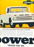 Click to view larger image of 1965 CHEVY Chevrolet TRUCK 2pg AD More Models (Image2)