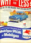 Click here to enlarge image and see more about item R9436: Mobilgas special or Mobilgas ad  1951