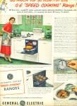 Click here to enlarge image and see more about item R9462: General Electric range ad 1949