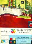 Click to view larger image of Congoleum-Nairn Inc. ad   1949 (Image2)