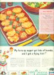 Click here to enlarge image and see more about item R9511: Crisco ads  1947