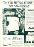 Click here to enlarge image and see more about item R9899: Maytag washers ad 1950
