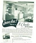 St. Charles Kitchen ad 1953