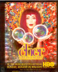 Click here to enlarge image and see more about item sa1063: 1999 Cher in Concert Believe Ad