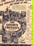Click here to enlarge image and see more about item SC102: Golden Twenties Jazz Age Movie Ad