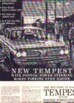 Click here to enlarge image and see more about item SJH112: 1961 Pontiac Tempest Car Ad