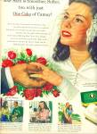 1947 - Camay soap ad MRS ALBERT TRISCHETT