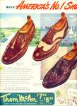1951 - Thom McAn shoes ad