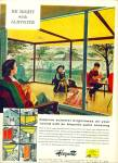 Alsynite  patio covering ad 1957
