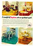 Click here to enlarge image and see more about item Z10188: 1972 -  Daystroms furniture ad