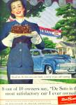 Click here to enlarge image and see more about item Z10203: 1945 -  DeSoto automobile ad