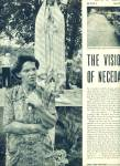 Click here to enlarge image and see more about item Z10260: 1950 -  The Vision of Necedah story