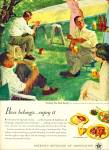 Click here to enlarge image and see more about item Z10366: 1972 - America beverage of Moderation ad