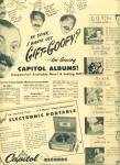 Click here to enlarge image and see more about item Z10386: 1941 -  Capitol records ad JERRY COLONNA