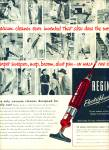 Click here to enlarge image and see more about item Z10433: 1952 - Regina electrikbroom ad