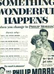 Click here to enlarge image and see more about item Z10440: 1952 - Philip Morris - LUCILLE BALL- DESI ARN