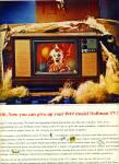 1965 -  Hoffman Television set ad