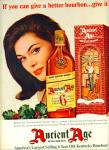 Click here to enlarge image and see more about item Z10454: 1952 -  Ancient age bourbon ad