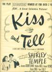 1945 - Movie:  Kiss and Tell SHIRLEY TEMPLE
