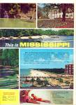 Missippippi travel guide ad 1965