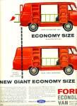 1965 - Ford econoline van ad