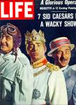 Click to view larger image of 1962 - SID CAESAR  - Crazy and classy. (Image1)