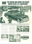 Click here to enlarge image and see more about item Z10489: 1949 - Dodge coronet ad