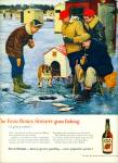 1960 - Four Roses whisky ad