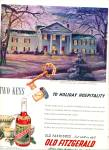 Click here to enlarge image and see more about item Z10519: 1948 - Old Fitzgerald Whiskey ad
