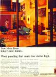 Western Wood products association ad 1965