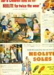 1949 -  Neolite soles ad