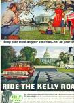 1962 - Kelly tires ad