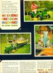 Click here to enlarge image and see more about item Z10839: 1968 -  John Deere tractors ad