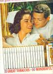 Click here to enlarge image and see more about item Z10851: 1960 -  Chesterfield king cigarettes ad