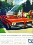 Click here to enlarge image and see more about item Z10859: 1960 - Pontiac bonneville sports coupe ad