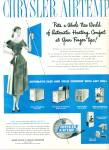 Click here to enlarge image and see more about item Z10931: 1948 - Chrysler Airtemp air conditioner ad