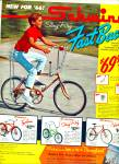 Click here to enlarge image and see more about item Z10962: 1966 - Schwinn bicycles ad