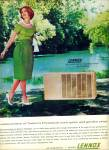 Click here to enlarge image and see more about item Z10982: 1964 -  Lennox furnaces ad