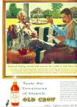 Click here to enlarge image and see more about item Z11013: 1952 -  Old Crow  whiskey
