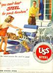 1946 -  USS Steel ad