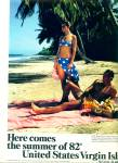 1983 - United States Virgin Islands ad