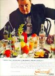 Click here to enlarge image and see more about item Z11038: 1960 -  Smirnoff Vodka - WALTER SLEZAK