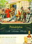 Click here to enlarge image and see more about item Z11106: 1950 -  Philadelphia blended whisky ad-REILLY
