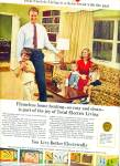 1967 - Total Electric living ad