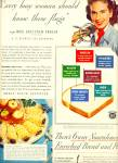 1942 -  Wheat flour institute - GRETCHEN FRAS