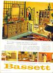 Click here to enlarge image and see more about item Z1119: Bassett furniture Co. 1965